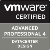 VMware Certified Advanced Professional, Datacenter Design, vSphere 4